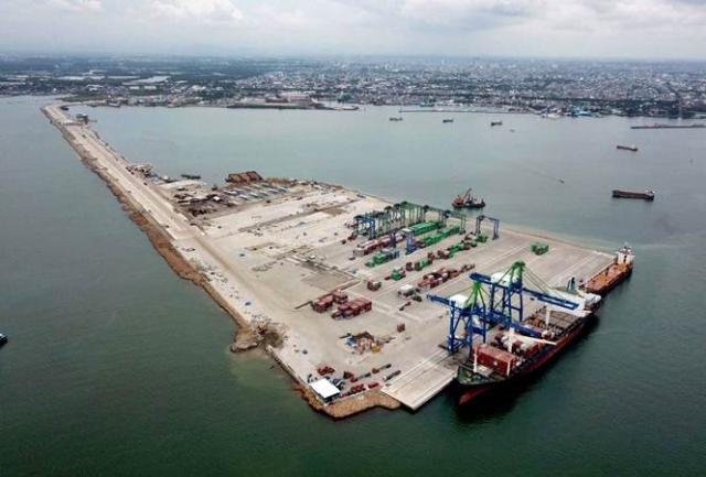 Pelabuhan Kendari yang akan dikelola dengan baik