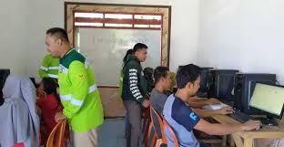 Pengajaran Komputer PT Gema kreasi perdana