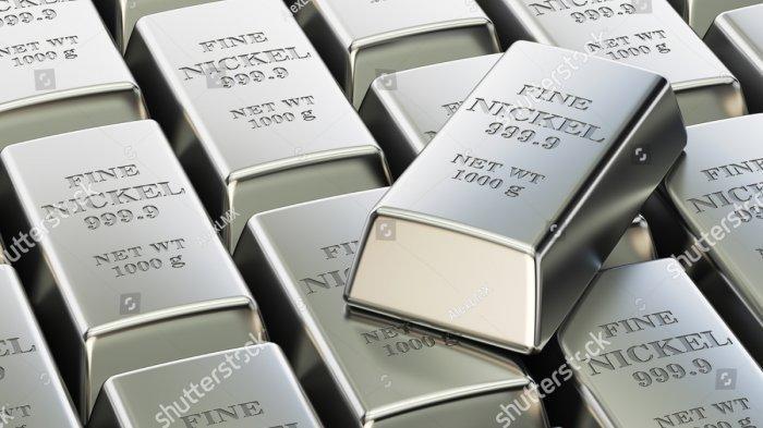 harga nikel naik